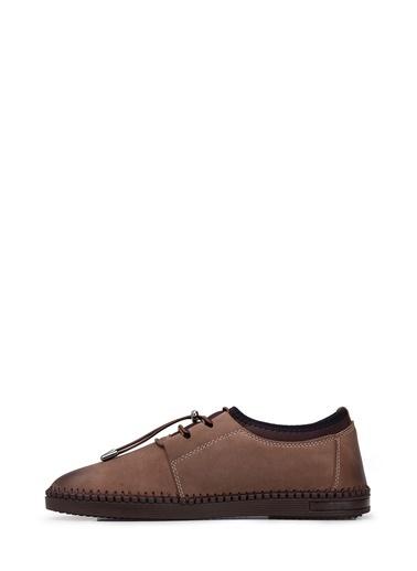 F.Marcetti Ayakkabı Vizon
